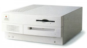 image of Centris 650 Apple Macintosh computer
