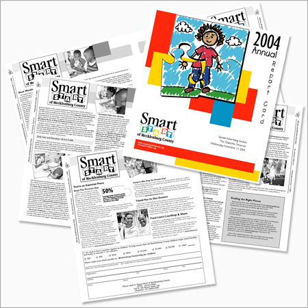 Smart Start newspaper insert